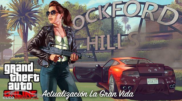 """Actualización """"La Gran Vida"""" para Grand Theft Auto Online"""