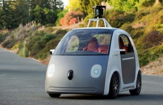 Sin volante ni pedales: Así es la propuesta de Google para la conducción autónoma
