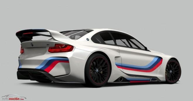 Así de espectacular es el BMW Vision Gran Turismo