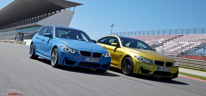 Mega Galería de imágenes de los nuevos BMW M3 y BMW M4 Coupé