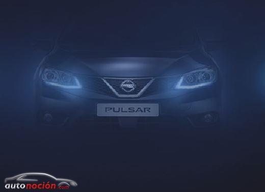 Nissan Pulsar: La marca regresa al segmento C con un compacto de cinco puertas