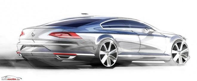 Más detalles del nuevo Volkswagen Passat: Más ligero, más tecnológico y más potente