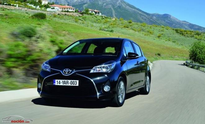 Toyota nos muestra el aspecto del renovado Yaris: Refinando al urbanita nipón
