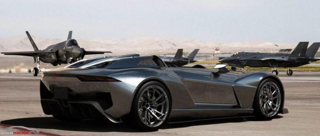 Rezvani Motors Beast: La reinvención del roadster