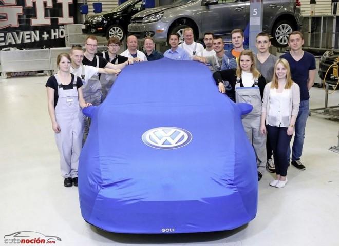 Volkswagen mostrará en Wörthersee un Golf GTI Performance muy especial