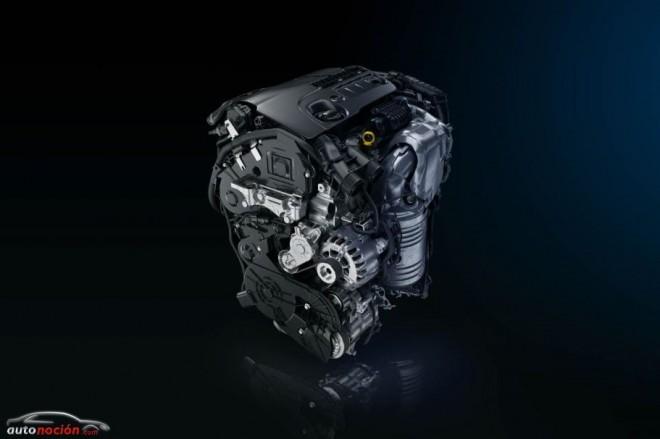 Peugeot introduce la gama BlueHDi en el 3008 y en el 5008