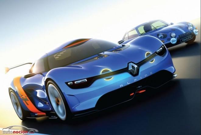El Berlinette del siglo 21 está al 90%: El modelo de Alpine llegará en 2016