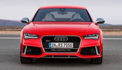 Audi RS7 Sportback Frontal