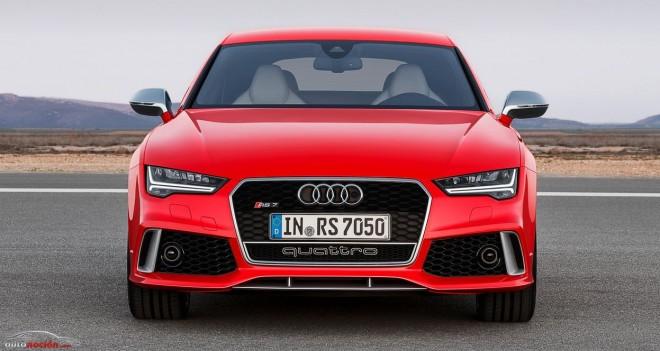 Nuevo Audi RS7 Sportback: Ahora aún más deportivo