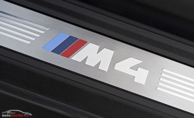 El BMW M4 Coupé para el crono de Nürburgring en 7 minutos y 52 segundos