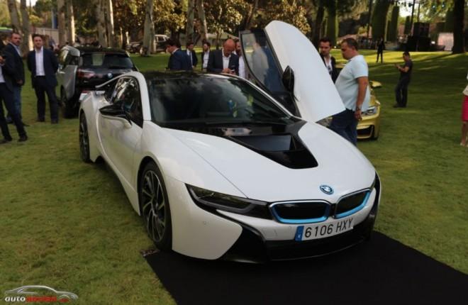 [Galería] Autobello 2014: Lujo, elegancia y deportividad con un claro ganador, el BMW i8