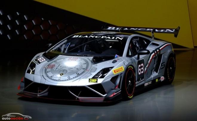 Lamborghini ya está trabajando en el Huracan LP610 – 4 Super Trofeo