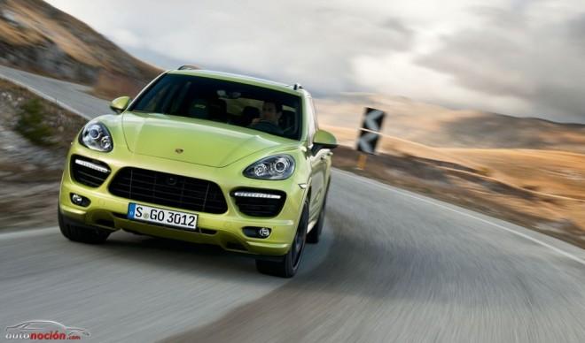 Porsche podría lanzar un Cayenne coupé antes de lo que esperábamos: MLC y X6 en el punto de mira