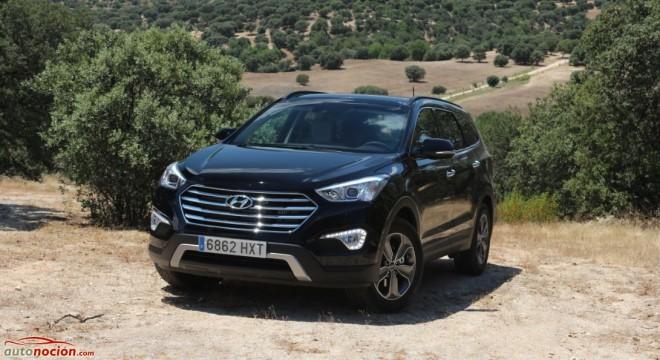 Prueba Hyundai Grand Santa Fe 2.2 CRDi 4X4 Tecno: El hermano mayor es referencia