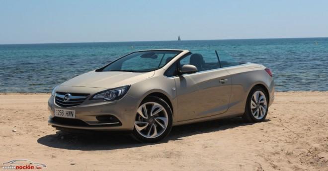 El Opel Cabrio estrena motor diésel con 170 CV: Adiós a la falta de refinamiento mecánico