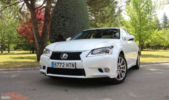 Prueba Lexus GS 300h Hybrid: Olvídate del diésel para siempre