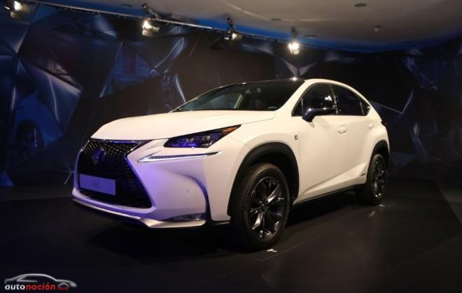 Conociendo al nuevo SUV de Lexus: NX 300h y NX 200t