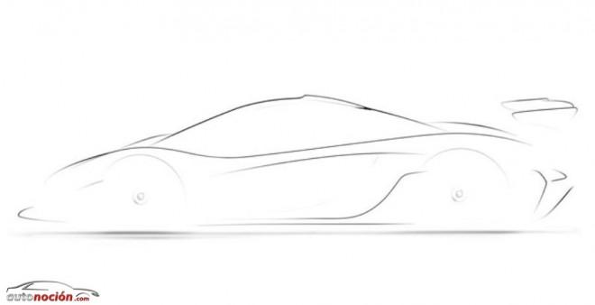 McLaren volverá a utilizar el icónico apodo GTR en uno de sus modelos: P1 GTR