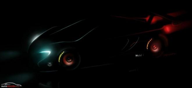 ¿Hablamos del McLaren 650S GT3?