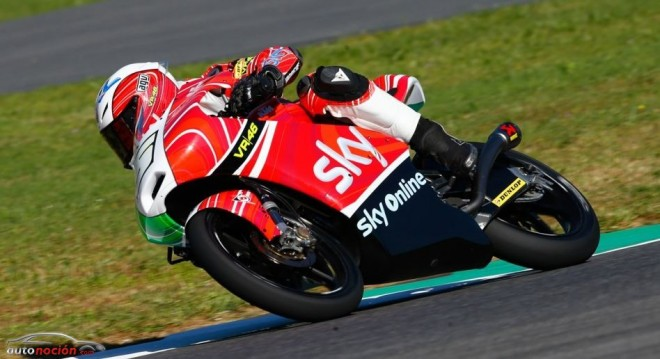 GP Mugello Moto3: Fenati vence una trepidante carrera en grupo en Mugello