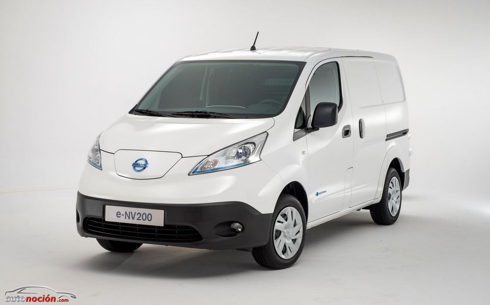 Nissan e nv 200 frontal