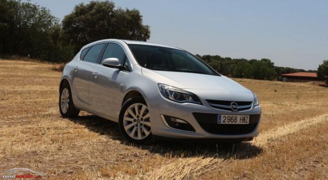 Prueba Opel Astra 1.6 CDTI ECOTEC 136 cv Excellence: Corazón de aluminio ultramoderno y silencioso