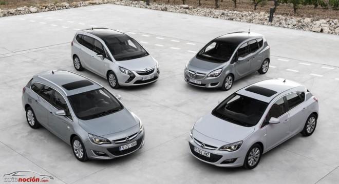 Opel apuesta por el diésel con el 1.6 CDTI ECOTEC: 110 o 136 cv
