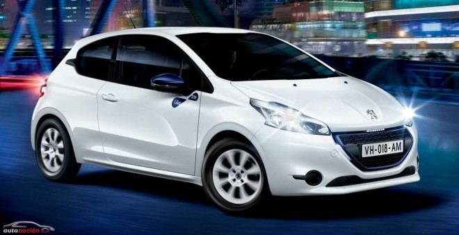 Peugeot 208 Like desde 8.900 euros