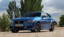 Prueba BMW M135i 2014