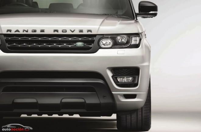El Range Rover Sport y su nuevo paquete Stealth