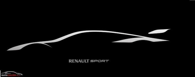 Renault Sport Trophy: El nuevo coche de carreras galo «Powered by NISMO»