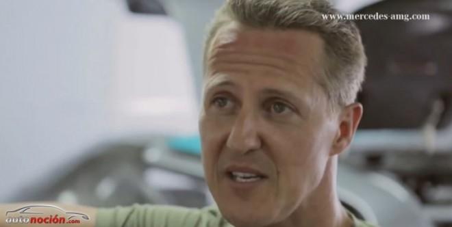 Oficial: Michael Schumacher sale del coma e inicia el proceso de rehabilitación