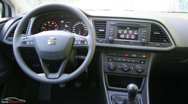 Opinion y prueba seat le n sc 1 2 tsi precio for Interior seat leon