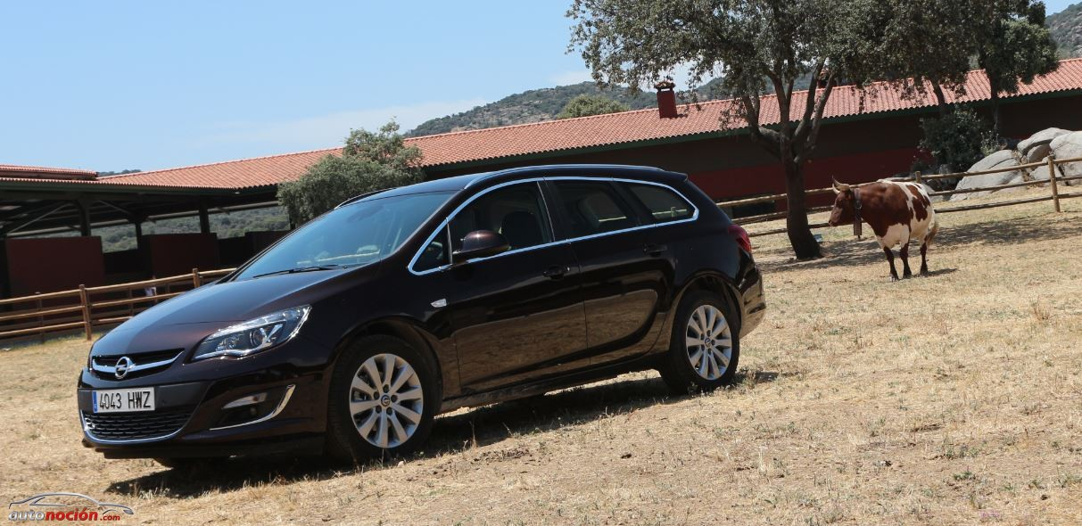 Sports Tourer Opel Astra 2014