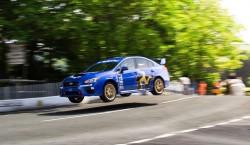 Subaru WRX STI 2014 Isla de Man