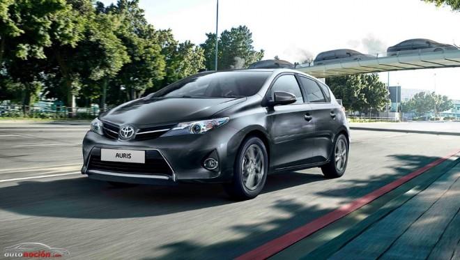 Toyota nos muestra el Auris MY2014