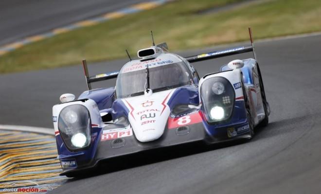 Toyota Racing líder del WEC y con muchas fuerzas para Le Mans