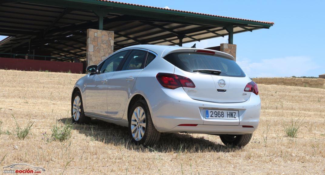 Trasera opel astra 5 puertas - Opel astra 5 puertas ...