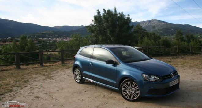Prueba Volkswagen Polo BlueGT: Pasión y razón unidas