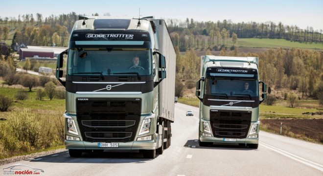 Volvo Trucks presenta la primera transmisión de doble embrague para camiones