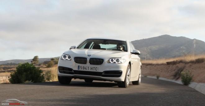 Prueba BMW Serie 520d: Elegancia y deportividad con 42 años de experiencia