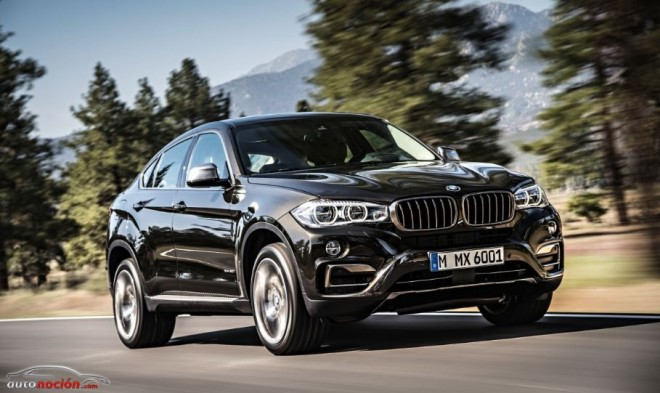 Nuevo BMW X6: La segunda generación del Sports Activity Coupé