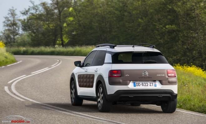 Citroën pone a la venta el C4 Cactus desde 14.750 euros