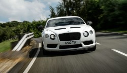frontal Bentley GT3 R