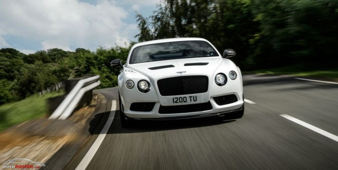 Bentley Continental GT3-R: Prestaciones, competición y lujo con 580 cv bajo el capó