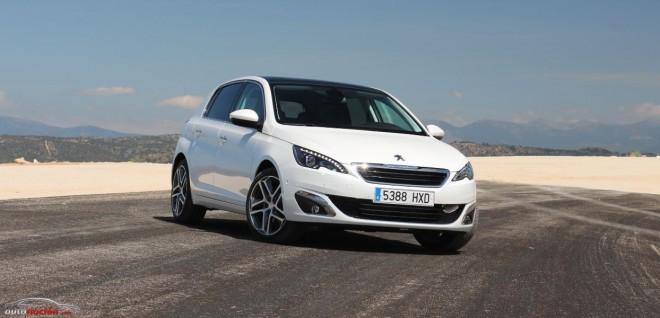 Prueba Peugeot 308 Allure 1,2L PureTech 130 cv S&S: Tricilíndrico turbo para poner en jaque al diésel