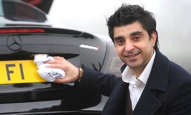 """La matrícula """"F1"""" está a la venta: ¿Pagar más de 12 millones de euros por una matrícula?"""