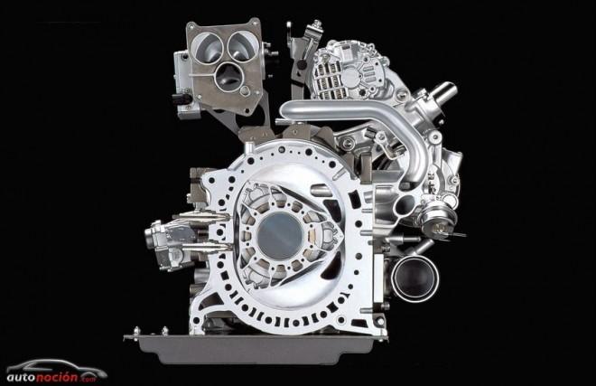 Mazda podría estar pensando en un motor rotativo más eficiente para equipar a su futuro modelo RX