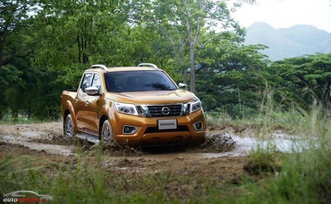 Nuevo Nissan Navara: Misma dureza, más maniobrabilidad y mejor aspecto