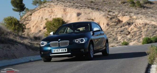 Prueba BMW 116d Urban: Un diésel muy competitivo y ahorrador